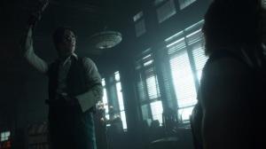 Trespassers- Riddler asks Tank about their first encounter- Fox, Gotham, DC