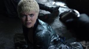 Year Zero- Barbara shoots down Penguin's deal- Fox, Gotham, DC