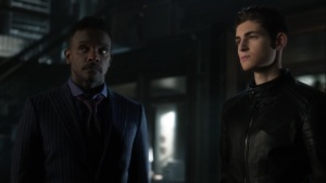 Year Zero- Bruce offers to fly in food to help Gotham's citizens- Fox, Gotham, DC