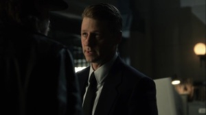 Year Zero- Jim defends not killing Penguin- Fox, Gotham, DC