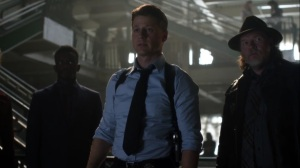 Year Zero- Jim tells the officers to suit up- Fox, Gotham, DC