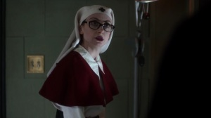 Year Zero- Nurse tells Bruce that Selina needs the witch's help- Fox, Gotham, DC