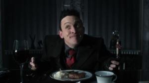 Year Zero- Oswald's steak is overcooked- Fox, Gotham, DC