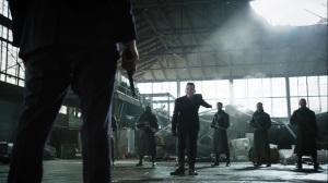 Year Zero- Penguin denies shooting down the chopper- Fox, Gotham, DC