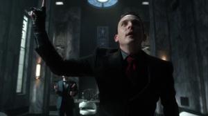 Year Zero- Penguin hears a sound- Fox, Gotham, DC