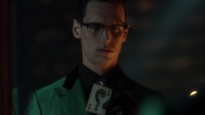 Year Zero- Riddler prepares for the day- Fox, DC, Gotham