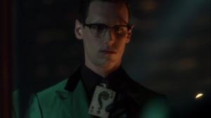 Year Zero- Riddler prepares for the day- Fox, DC, Gotham