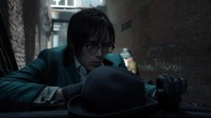 Year Zero- Riddler wakes up in a dumpster- Fox, Gotham, DC