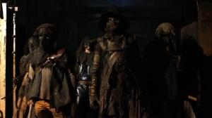 Year Zero- Scarecrow's crew arrives at the GCPD- Fox, Gotham, DC