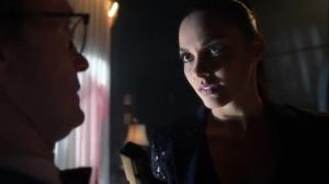 Year Zero- Tabitha warns Mr. Penn that she still wants to kill Penguin- Fox, Gotham, DC