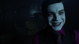 13 Stitches- Jeremiah speaks with Alfred- Fox, Gotham