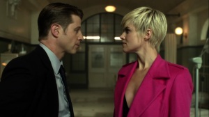 Ace Chemicals- Barbara asks Jim if he thinks she's unfit to be a mother- Fox, Gotham