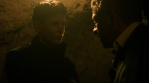 Ace Chemicals- Bruce and Alfred underground after Wayne Manor is destroyed- Fox, Gotham