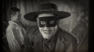 Ace Chemicals- Jeremiah as Zorro- Fox, Gotham