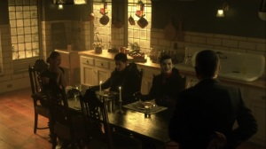 Ace Chemicals- Jeremiah dines with the Wayne family- Fox, Gotham