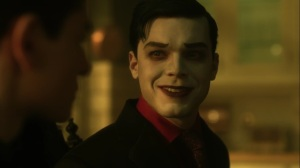 Ace Chemicals- Jeremiah laughs at Bruce's taste in food- Fox, Gotham