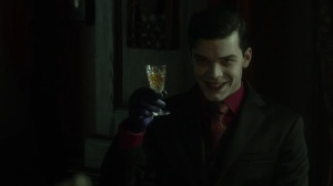 Ace Chemicals- Jeremiah welcomes Bruce home- Fox, Gotham