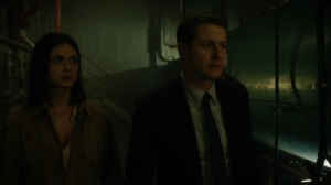 Ace Chemicals- Jim and Leslie at Ace Chemicals- Fox, Gotham