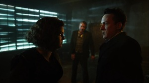 Ace Chemicals- Selina and Oswald find Alfred- Fox, Gotham
