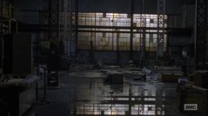 Adaptation- Empty Sanctuary- AMC, The Walking Dead