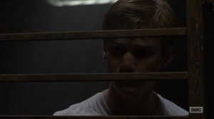 Adaptation- Henry talks with Lydia- AMC, The Walking Dead