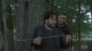 Adaptation- Luke comes up with the name Symphony of Awesome- AMC, The Walking Dead