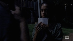Bounty- Connie is going with Daryl to find Henry- AMC, The Walking Dead