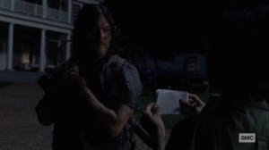 Bounty- Connie wants to know where Daryl is going- AMC, The Walking Dead