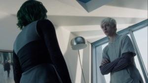 calaMity- Andy tells Polaris that Reeva killed Sage- Fox, X-Men, The Gifted