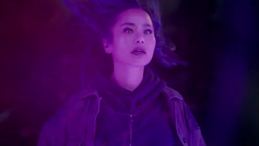 calaMity- Blink gets shot- Fox, X-Men, The Gifted