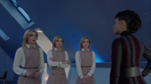 calaMity- Frost Sisters tell Reeva that they have found the spy- Fox, X-Men, The Gifted