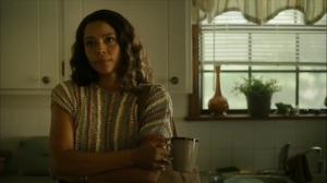 Hunters in the Dark- Amelia and Wayne talk about Wayne's return to Major Crimes- HBO, True Detective