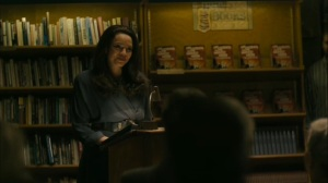 Hunters in the Dark- Amelia reads an excerpt from her book- HBO, True Detective
