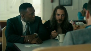 Hunters in the Dark- Dan O'Brien talks with Roland and Wayne about Lucy- HBO, True Detective