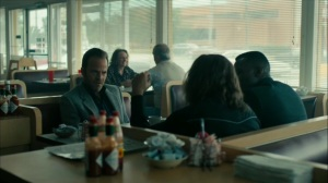 Hunters in the Dark- Roland asks Dan O'Brien if Lucy was murdered- HBO, True Detective