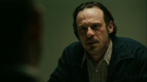 Hunters in the Dark- Tom believes for sure that Julie is his daughter- HBO, True Detective