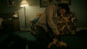 Hunters in the Dark- Tom confronts Dan- HBO, True Detective
