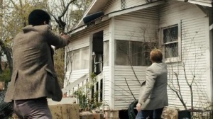 If You Have Ghosts- Shootout at Brett Woodard's home- HBO, True Detective
