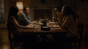 If You Have Ghosts- Wayne and Amelia dine with Lori and Roland- HBO, True Detective