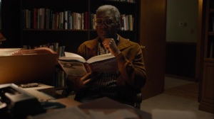 If You Have Ghosts- Wayne reads Amelia's book in 2015- HBO, True Detective