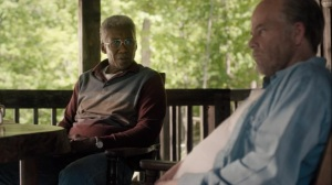 If You Have Ghosts- Wayne tells Roland that Lucy made the ransom note- HBO, True Detective