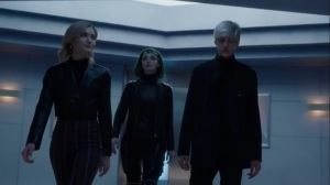 Monsters- Esme, Lorna, and Andy return to the Inner Circle- Fox, X-Men, The Gifted