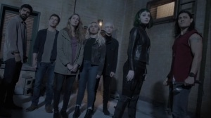 Monsters- Lorna and Andy reunite with mutant underground- Fox, X-Men, The Gifted