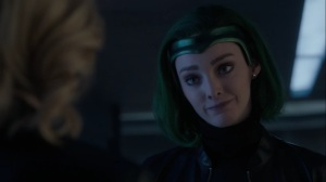 Monsters- Lorna asks Esme about her part in the mission- Fox, X-Men, The Gifted