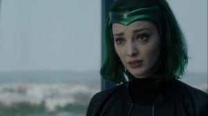 Monsters- Lorna tells Andy that this isn't a game- Fox, X-Men, The Gifted