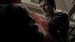 Monsters- Reed attacks Ted- Fox, X-Men, The Gifted