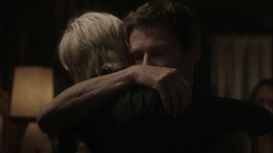 Monsters- Reed hugs Andy- Fox, X-Men, The Gifted