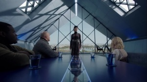 Monsters- Reeva assembles the Inner Circle mutants to talk about her grand plan- Fox, X-Men, The Gifted