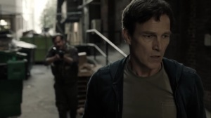 Monsters- Ted confronts Reed- Fox, X-Men, The Gifted