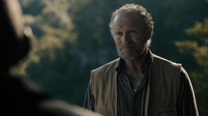 Now Am Found- Edward Hoyt tells Wayne that he tracked Harris James' movements- HBO, True Detective